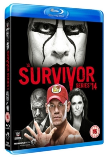 WWE: Survivor Series - 2014, Blu-ray  BluRay