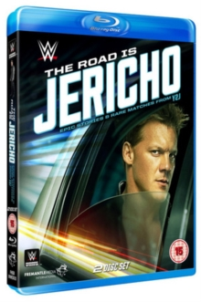 WWE: The Road Is Jericho - Epic Stories and Rare Matches from Y2J, Blu-ray  BluRay