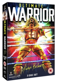 WWE: Ultimate Warrior - Always Believe, DVD  DVD