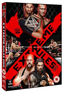 WWE: Extreme Rules 2015, DVD  DVD