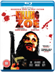 Killing Zoe, Blu-ray  BluRay