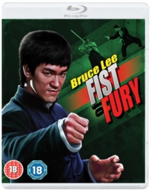 Fist of Fury, Blu-ray  BluRay