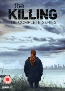 The Killing: The Complete Series, DVD DVD