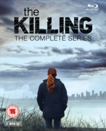 The Killing: The Complete Series, Blu-ray BluRay