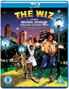 The Wiz, Blu-ray BluRay