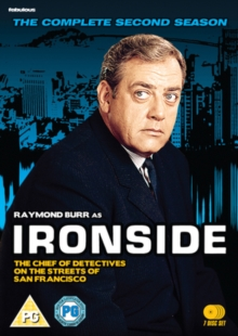 Ironside: Season 2, DVD  DVD