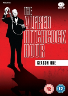 The Alfred Hitchcock Hour: Season 1, DVD DVD