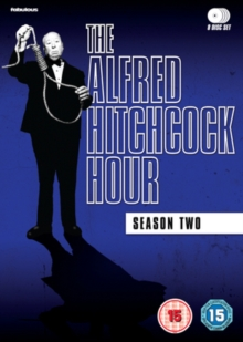 The Alfred Hitchcock Hour: Season 2, DVD DVD