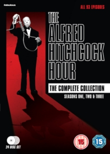 The Alfred Hitchcock Hour: The Complete Collection, DVD DVD