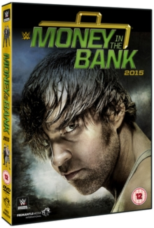 WWE: Money in the Bank 2015, DVD  DVD