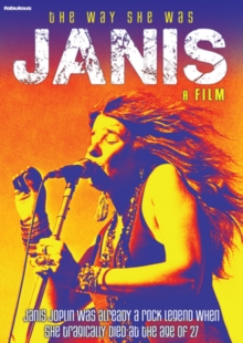 Janis: The Way She Was, DVD  DVD