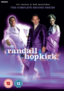 Randall and Hopkirk (Deceased): The Complete Second Series, DVD  DVD