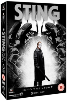 WWE: Sting - Into the Light, DVD  DVD