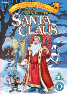 The Life and Adventures of Santa Claus, DVD DVD