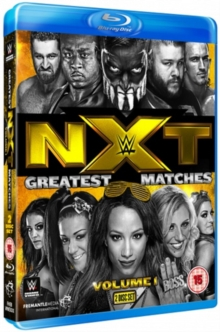 WWE: NXT Greatest Matches - Volume 1, Blu-ray BluRay