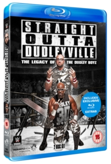 WWE: Straight Outta Dudleyville - The Legacy of the Dudley Boyz, Blu-ray BluRay