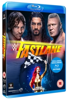 WWE: Fastlane 2016, Blu-ray BluRay