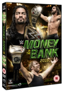 WWE: Money in the Bank 2016, DVD DVD
