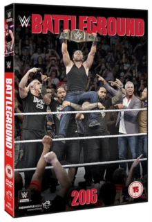 WWE: Battleground 2016, DVD DVD