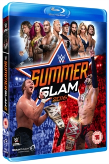 WWE: Summerslam 2016, Blu-ray BluRay