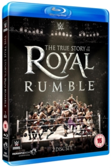 WWE: The True Story of the Royal Rumble, Blu-ray BluRay