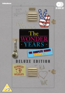The Wonder Years: The Complete Series, DVD DVD