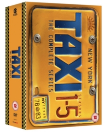 Taxi: The Complete Series, DVD DVD
