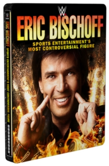 WWE: Eric Bischoff - Sports Entertainment's Most Controversial..., Blu-ray BluRay