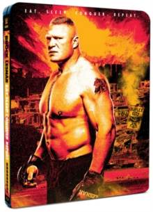 WWE: Brock Lesnar - Eat. Sleep. Conquer. Repeat., Blu-ray BluRay