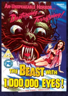 The Beast With 1,000,000 Eyes, DVD DVD