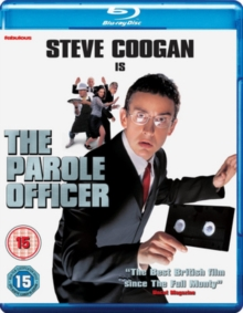 The Parole Officer, Blu-ray BluRay