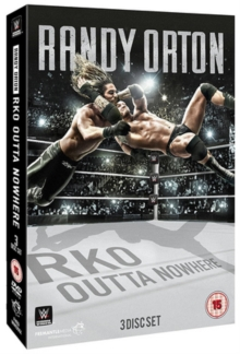 WWE: Randy Orton - RKO Outta Nowhere, Blu-ray DVD
