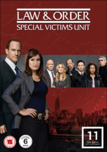 Law and Order - Special Victims Unit: Season 11, DVD DVD