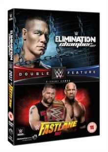 WWE: Elimination Chamber 2017 & Fastlane 2017, DVD DVD