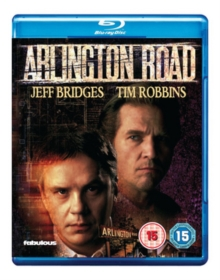 Arlington Road, Blu-ray BluRay
