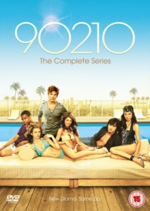 90210: The Complete Series, DVD DVD