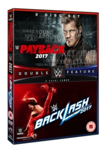 WWE: Payback 2017/Backlash 2017, DVD DVD