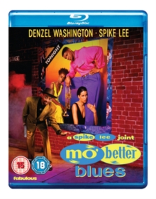 Mo' Better Blues, Blu-ray BluRay