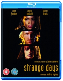 Strange Days, Blu-ray BluRay