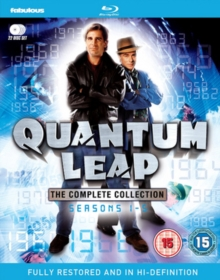 Quantum Leap: The Complete Collection, Blu-ray BluRay