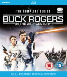 Buck Rogers in the 25th Century: Complete Collection, Blu-ray BluRay