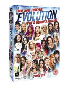 WWE: Then, Now, Forever - The Evolution of WWE's Women's Division, DVD DVD