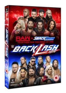 WWE: Backlash 2018, DVD DVD