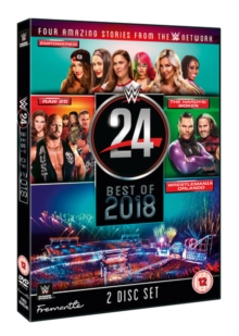 WWE: WWE24 - The Best of 2018, DVD DVD