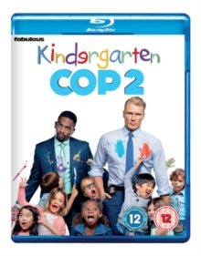 Kindergarten Cop 2, Blu-ray BluRay