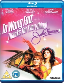 To Wong Foo, Thanks for Everything! Julie Newmar, Blu-ray BluRay