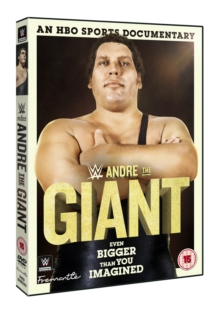WWE: Andre the Giant, DVD DVD