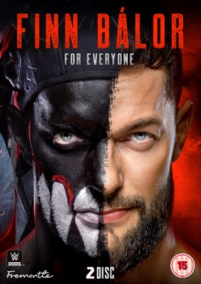 WWE: Finn Bálor - For Everyone, DVD DVD