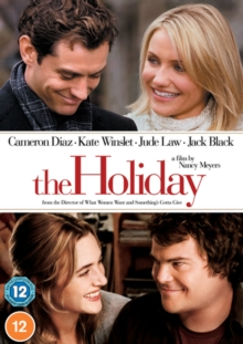 The Holiday, DVD DVD