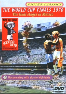 The 1970 World Cup Finals - The Final Stages in Mexico, DVD DVD